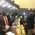 Assemblée nationale : l'examen de la motion de censure reporté à mercredi