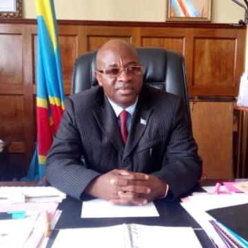 Sud-Kivu : Le Gouverneur suspend Meschack Bilubi, le maire de Bukavu