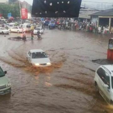 Bukavu : plusieurs quartiers inondés après la pluie