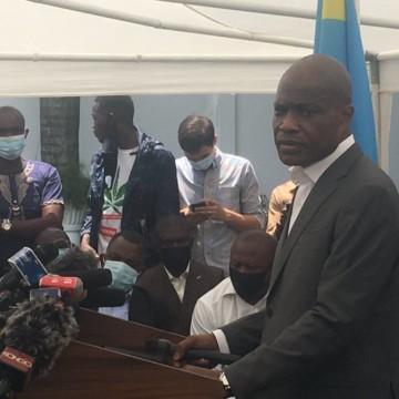 Martin Fayulu a appelé à des réformes consensuelles   avant les élections