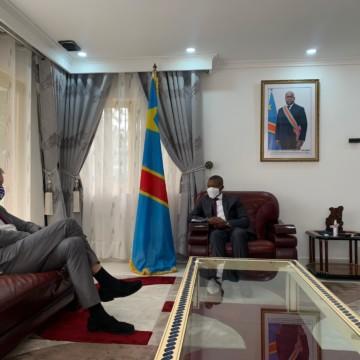 L'Union européenne va construire le nouveau gouvernorat et l'Assemblée provinciale du Nord-Kivu