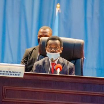RDC : Mboso dénonce l'insécurité liée à certains lobbies nationaux et internationaux à l'Est du pays