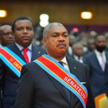 Samy Badibanga Ntita démissionne de son poste de 1er Vice-président du sénat