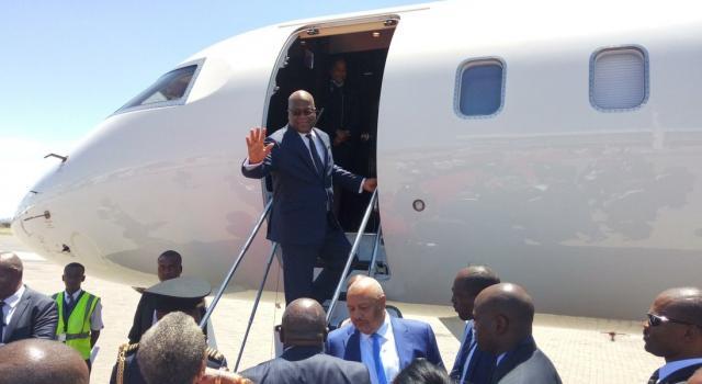 Félix Tshisekedi renonce à son voyage en Belgique