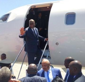 Président F. Tshisekedi