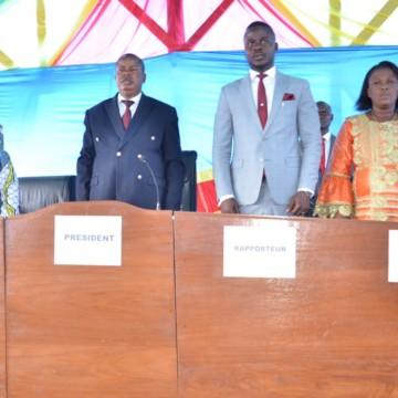 Tanganyka: l'Assemblée provinciale paralysée