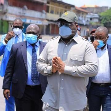 Marché central de Kinshasa: à chacun son libanais