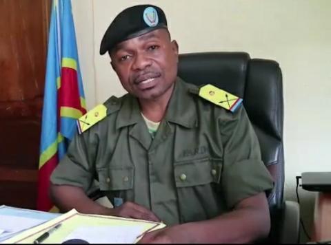 Nord-Kivu : l'auditeur militaire du parquet de Rutshuru tué dans embuscade à Rutshuru