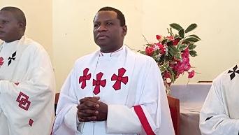 Mgr André-Giraud Pindi nommé Administrateur apostolique du Diocèse de Matadi