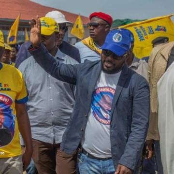 Tanganyika : le Gouverneur Zoé Kabila destitué