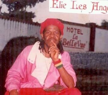 Comme Bob Marley, Jimmy Cliff et Thomas Sankara, Elie les Anges veut défendre l'Afrique par le reggae