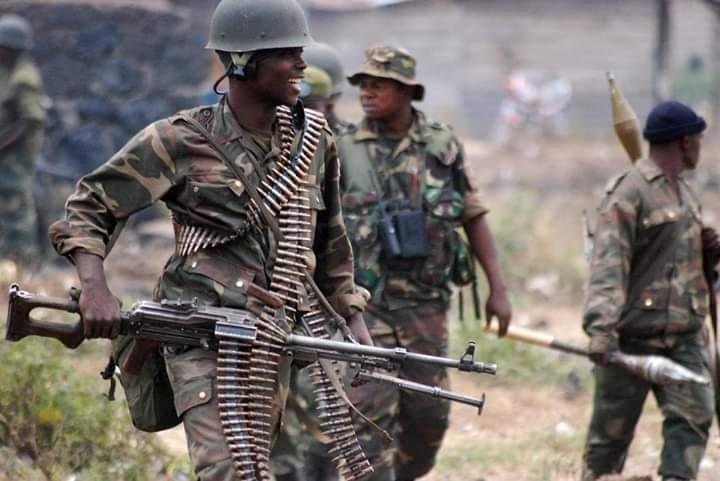 Ituri : l'armée annonce la neutralisation de plus de 39 miliciens