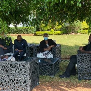 Bintou Keita s'est entretenue avec Joseph Kabila à Lubumbashi dans le cadre de sa mission de bons offices