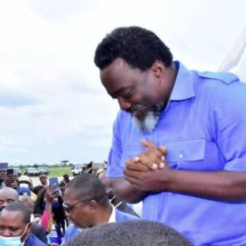Joseph Kabila de retour à Kinshasa