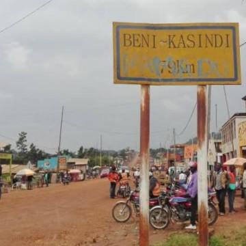 Beni : Les motos-taxis de Kasindi décrètent des journées sans activités pour exiger la paix