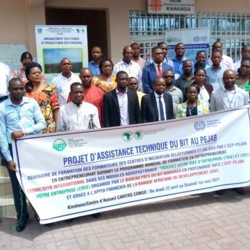 Agriculture et Agro business : Les formateurs outillés pour accompagner les jeunes entrepreneurs