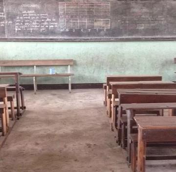 Beni : pénible reprise des cours à Mai-Moya, après incursion des miliciens ADF