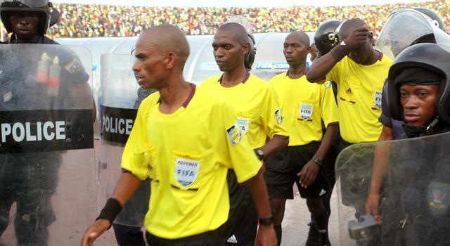 Linafoot : 2 ans de suspension pour l'arbitre du match contre Mazembe, et 5000$ d'amende pour Sanga Balende