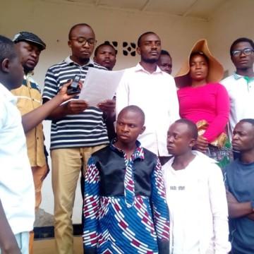 Beni : La coordination des étudiants exige la démission du maire de Beni, jugé incompétent
