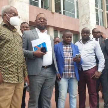 Union sacrée : Des députés accusent J.Marc  Kabund de tromperie sur la marchandise