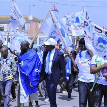 Bunia : Plusieurs interpellations après une marche de L'UDPS étouffée par la police