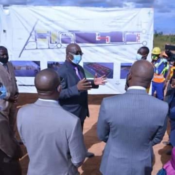 300 millions de dollars Us pour financer la construction du port sec de Kasumbalesa