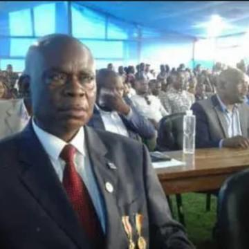 Tanganyka : le Président et le Vice-président de l'Assemblée provinciale déchus