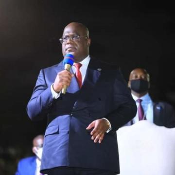 Félix Tshisekedi candidat à sa propre succession en 2023