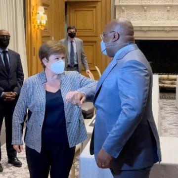 A Paris, la DG du FMI a insisté sur l'amélioration de la mobilisation des recettes publiques, les reformes et la bonne gouvernance dans le secteur fiscal Congolais