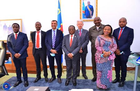 Ciment : PPC Barnet DRC travaille en partenariat avec ENGEN pour la vente