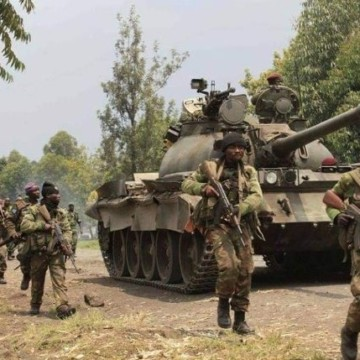 Beni : L'armée neutralise 10 ADF à Halungupa et récupère plusieurs munitions