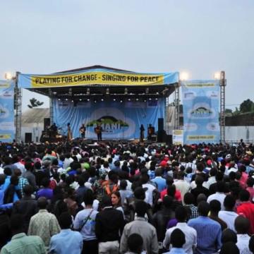 A cause de l'état de siège, la 8ème édition du festival Amani annulée