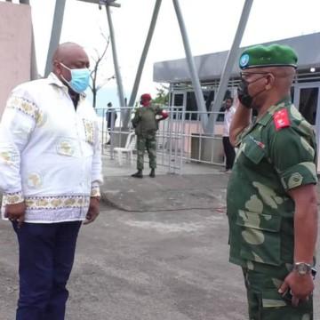Éruption du Nyiragongo : une équipe de ministres nationaux déjà à Goma
