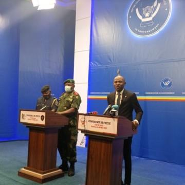 « Les FARDC vont neutraliser ou contraindre les groupes armés à se rendre » Général Richard Kasonga