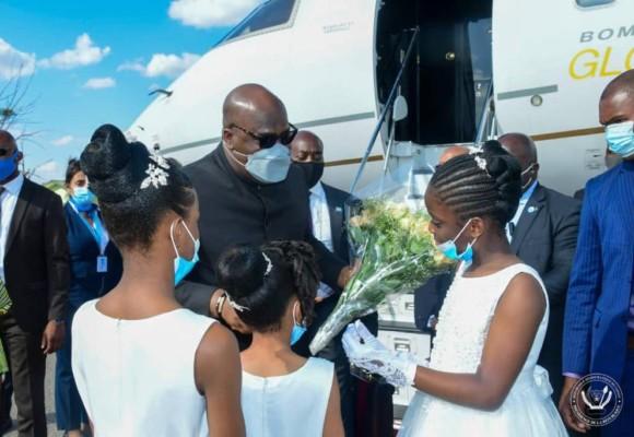 Félix Tshisekedi annonce la révision des contrats miniers