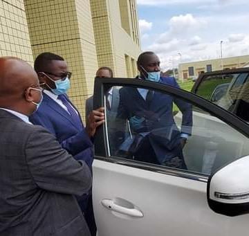 Kinshasa : Bientôt l'installation d'une usine de montage de véhicules à Maluku