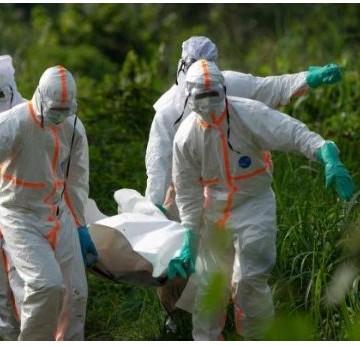 Personnel santé contre Ebola