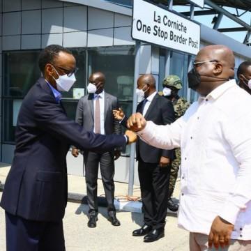 RDC-Rwanda : signature à Goma de trois accords sur la protection des investissements et l'exploitation de l'Or