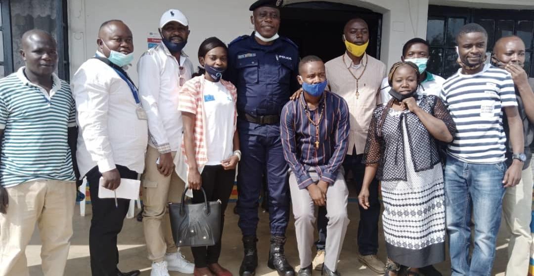 Beni : La jeunesse engagée à accompagner l'état de siège