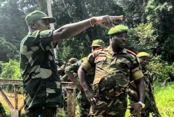 Ituri : 3 officiers aux arrêts pour avoir falsifié le nombre des militaires au front
