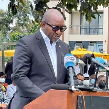 Nyiragongo : Sama Lukonde instruit le ministre de l'Aménagement du territoire de trouver un site pour héberger les sinistrés