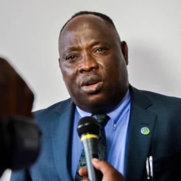 Théophile Matondo Mbungu, DG BCECO