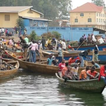 Sud-Kivu : 19 corps sans vie repêchés des eaux du lac Tanganyika