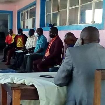 Lomami : Muene-ditu se prépare pour contrer la 3ème vague du Covid-19
