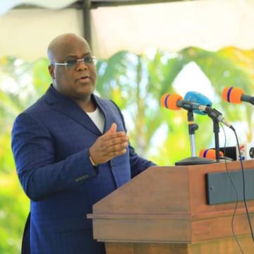 RDC : Félix Tshisekedi annonce la création de l'agence de prévention et gestion des catastrophes naturelles