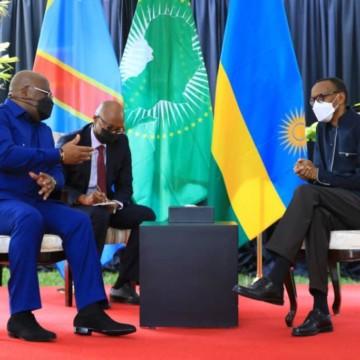 Grands Lacs : Kigali et Kampala rivalisent d'amabilités envers Félix Tshisekedi
