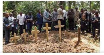 Ituri : Le bilan de la dernière attaque ADF à Manzobe passe de 5 à 14 morts