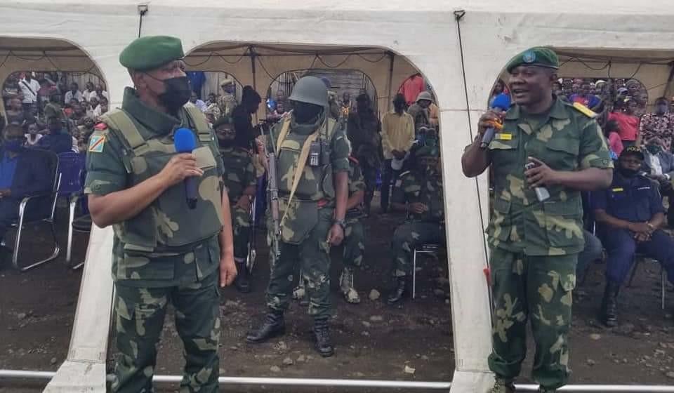 Nord-Kivu : reddition d'une centaine de miliciens à Masisi