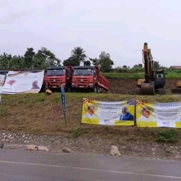 Tshisekedi et Museveni lancent la construction des routes entre la RDC et l'Ouganda