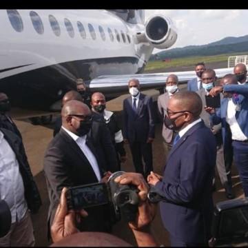 Sama Lukonde regagne Kinshasa précipitamment